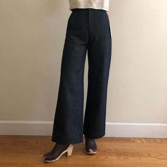 b5bc69ac2cc9 Ozma Wide Leg Jean